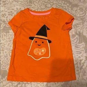 Cat and jack Halloween shirt